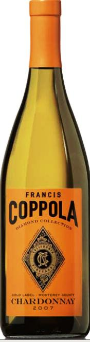 Francis Coppola Chardonnay Gold Label Diamond Collection